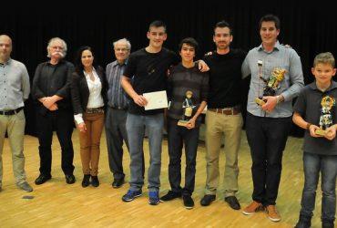 4. November 2013 <br>Junge Talente begeisterten am Musikwettbewerb mit grandiosen Leistungen