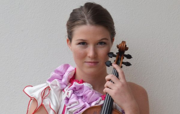 Simone Meyer, Violinistin, Luzern