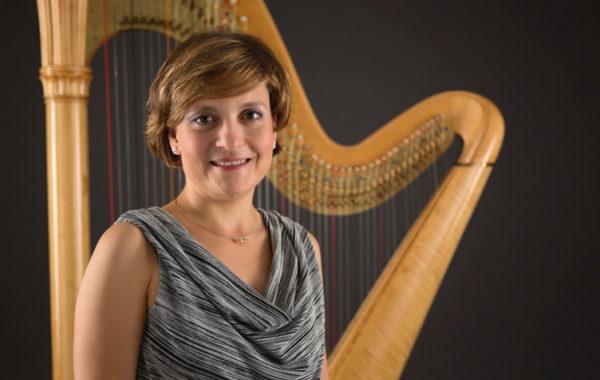 Yvonne Deusch, Harfenistin, Maulburg