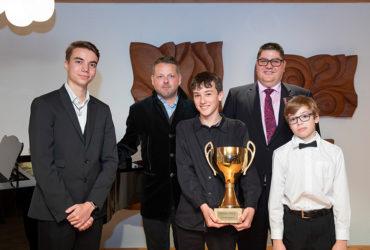 3. November 2018 <br>Grandiose Leistungen junger Talente – und eine Einheimische im Final